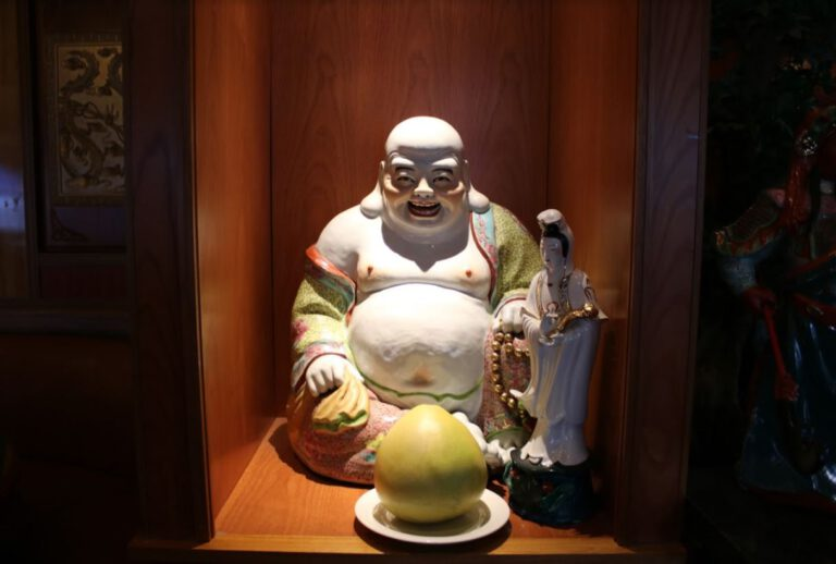 Dynasty - Dekor_Buddha