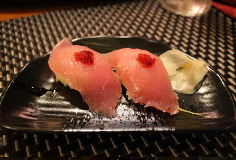 Fisch-Sushi